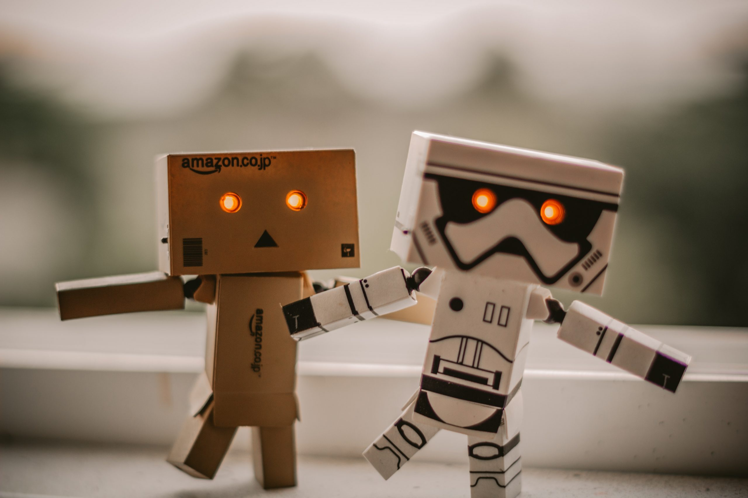 029 – You Are Not a Robot